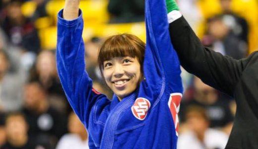 湯浅麗歌子(ブラジリアン柔術)の腹筋画像!経歴やヘアスタイル・髪の色についても!【情熱大陸】