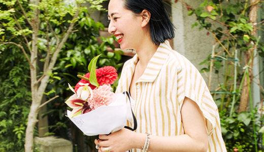 宇田陽子(花)の経歴や年齢!美人フラワーアーティストの夫は誰?